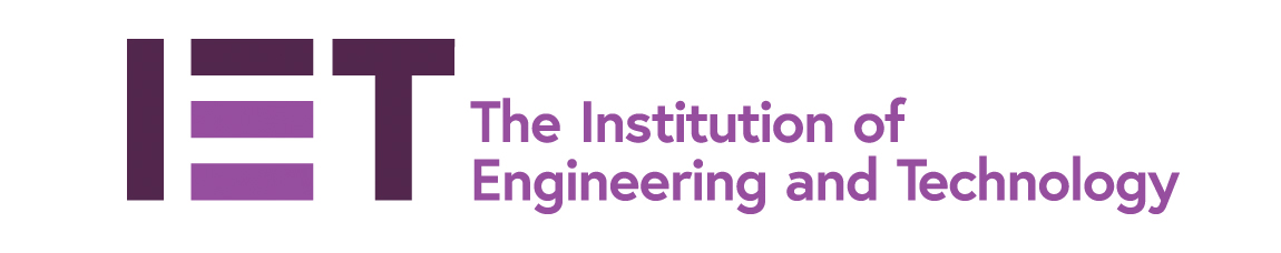 IET logo - The Institution of Engineering and Technology