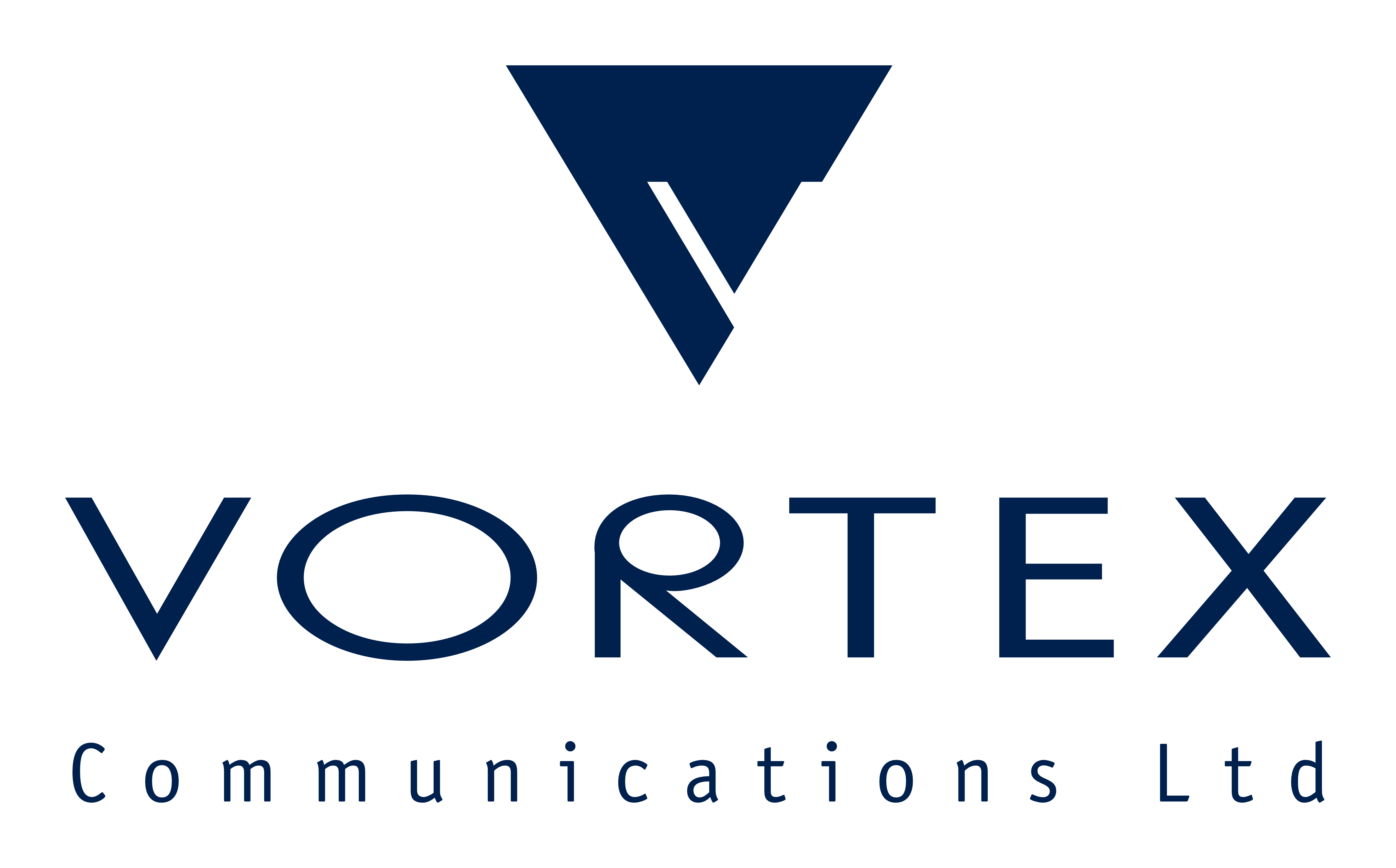 Vortex Communications logo
