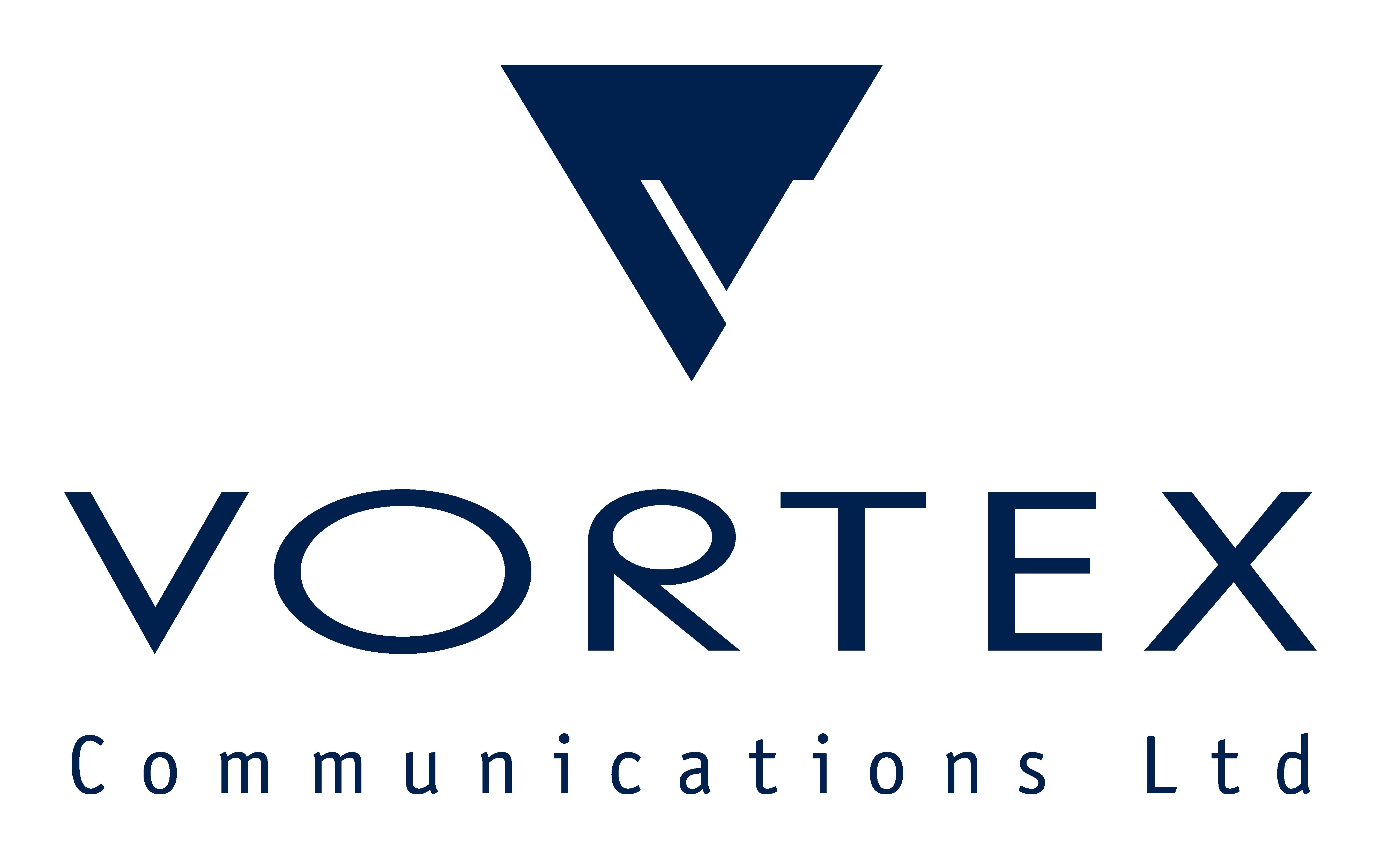 Vortex Communications logo